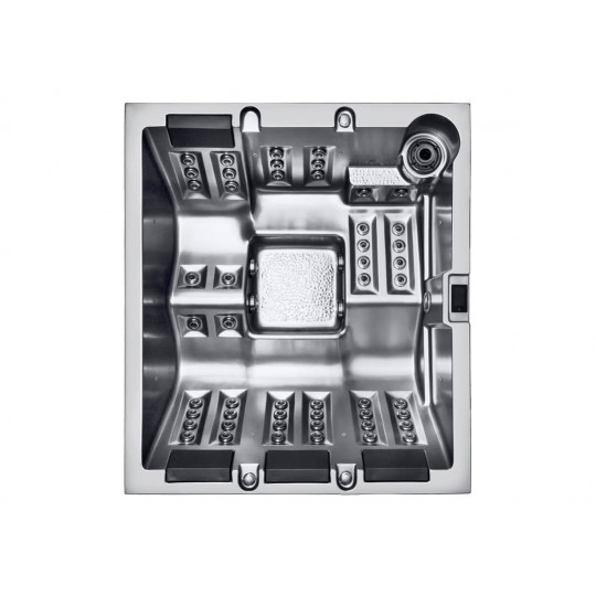 Mozaika szklana Ezarri, seria Niebla, kolor 2560-A