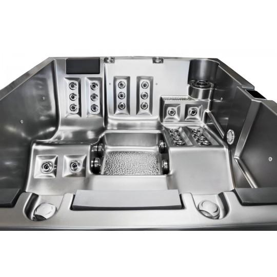 Mozaika szklana Ezarri, seria Niebla, kolor 2524-B
