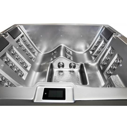 Mozaika szklana Ezarri, seria Niebla, kolor 2525-B