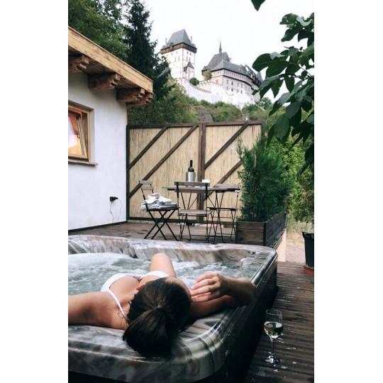 Mozaika szklana Ezarri, seria Niebla, kolor 2586-B