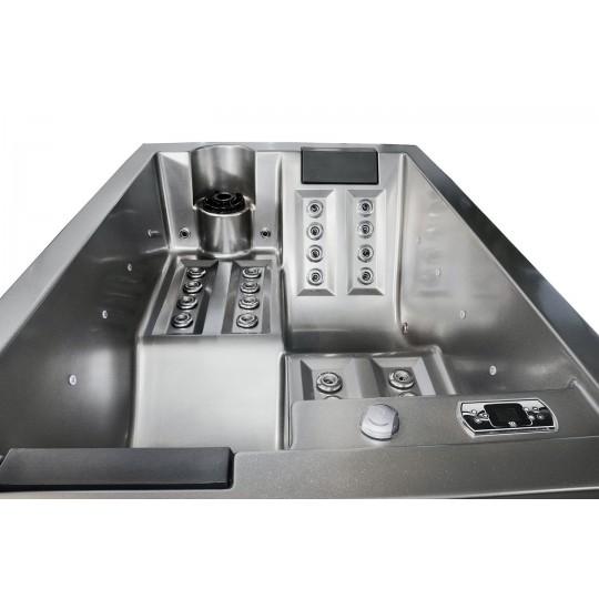 Mozaika szklana Ezarri, seria Iris, kolor ARENA