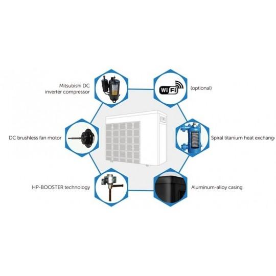 Mozaika szklana Ezarri, seria Anti, kolor 2504-A R2