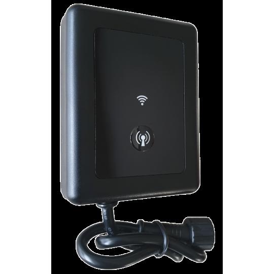 Mozaika szklana Ezarri, seria Anti, kolor AZUR