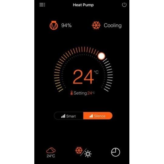 Mozaika szklana Ezarri, seria Anti, kolor COBRE