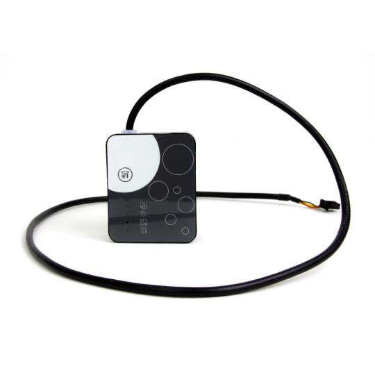 Mozaika szklana Ezarri, seria Anti, kolor JADE