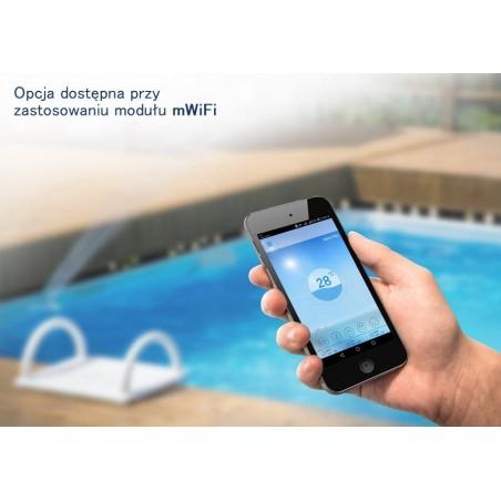 Mozaika szklana Ezarri, seria Anti, kolor OCEAN