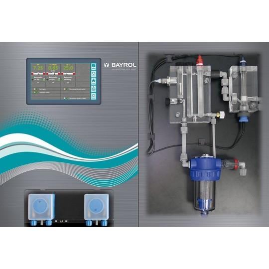 Mozaika szklana Ezarri, seria COCKTAIL, kolor ALEXANDER