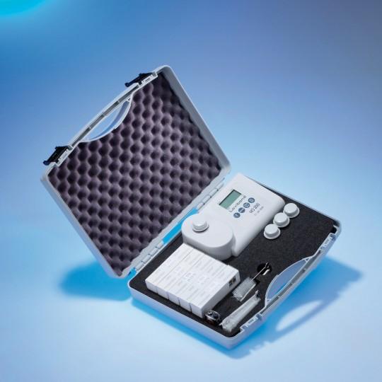 Mozaika szklana Ezarri, seria COCKTAIL, kolor BLUE MOON