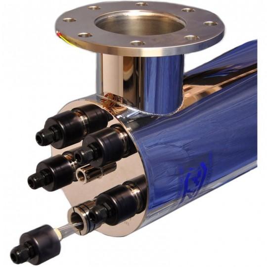 Mozaika szklana Ezarri, seria Iris MIX, kolor DIAMOND