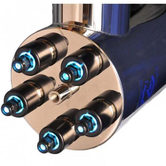 Mozaika szklana Ezarri, seria Iris MIX, kolor STONE