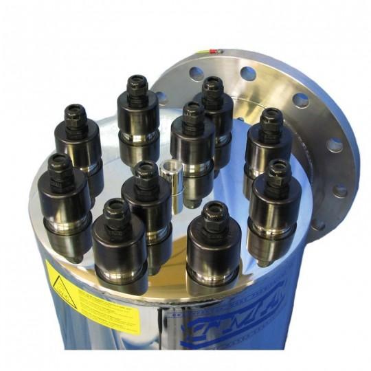 Mozaika szklana Ezarri, seria MIX (Melanż), kolor 25005-D