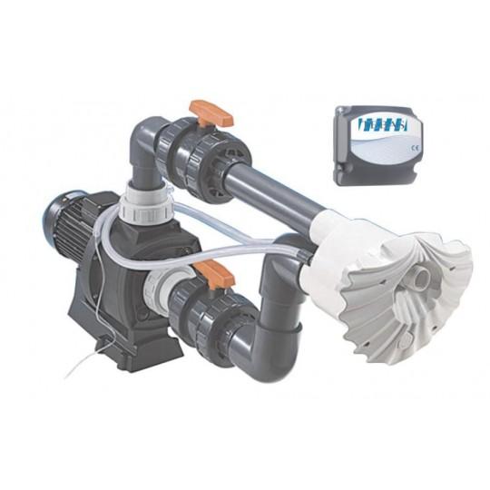 Folia basenowa Renolit Alkorplan 2000, niebieska, szer. 165 cm