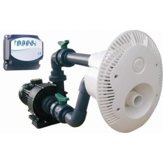 Folia basenowa Renolit Alkorplan 2000, jasnoniebieska, szer. 165 cm