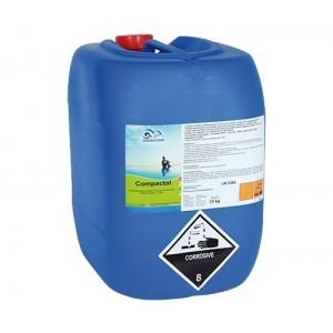 Złoże kwarcowe Granulacja 0.4-0.8 Worek 25 kg