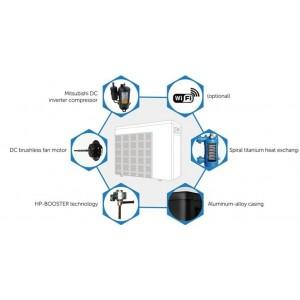 Zapachy do Sauny Lacoform Zielone Owoce - 1l, 3l, 10l