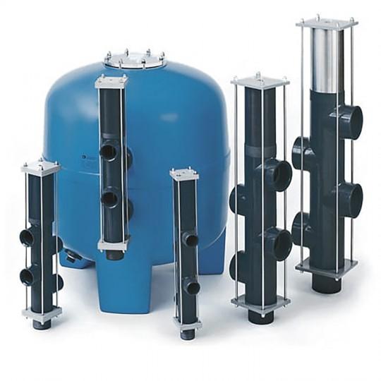 Siatka do basenu Premium głęboka plastikowa