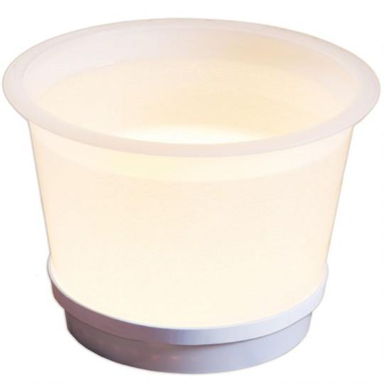 Ceber do sauny Rento bambus