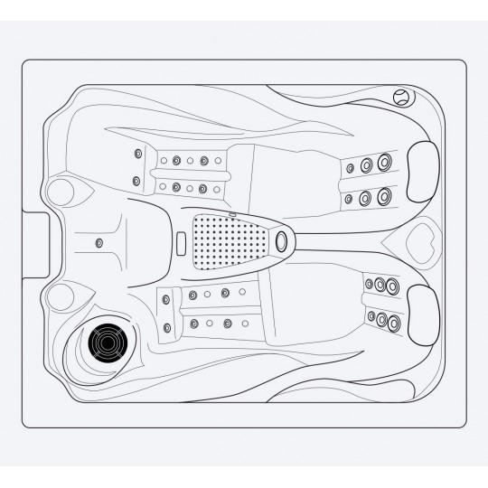 Pompa powietrza SKH 550 7,5 kW 400V